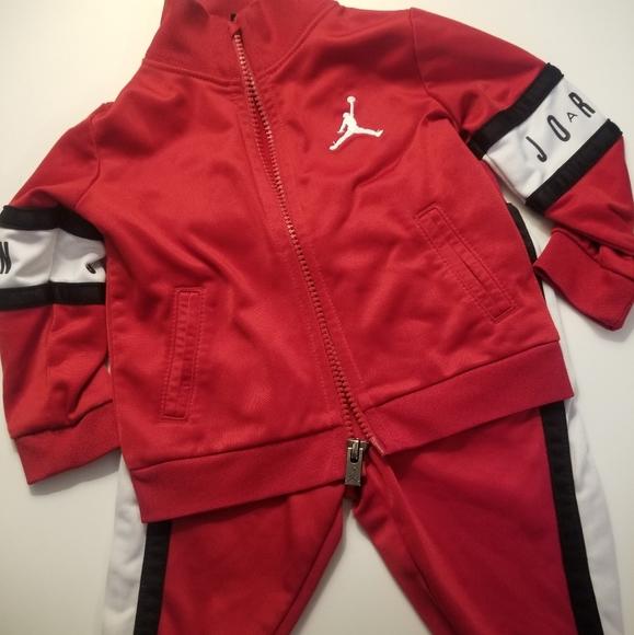 Air Jordan 2 piece Track suit